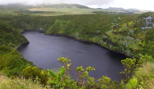 lagoas azores island